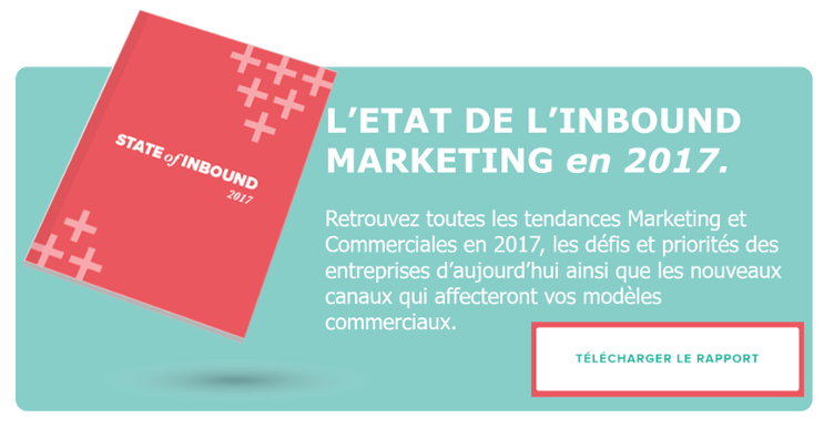 Rapport Etat Inbound Marketing