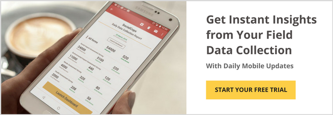 Monitor Your Data Collection With Daily Field Updates