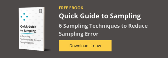 Free Ebook: Quick Guide to Sampling