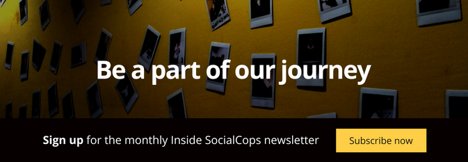 Sign up for the monthly Inside SocialCops newsletter