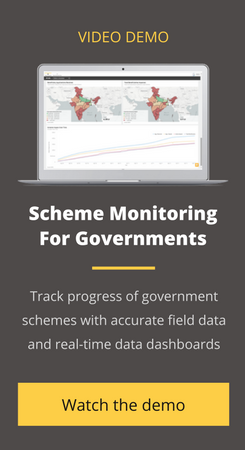 SDG Monitoring & Tracking Dashboard