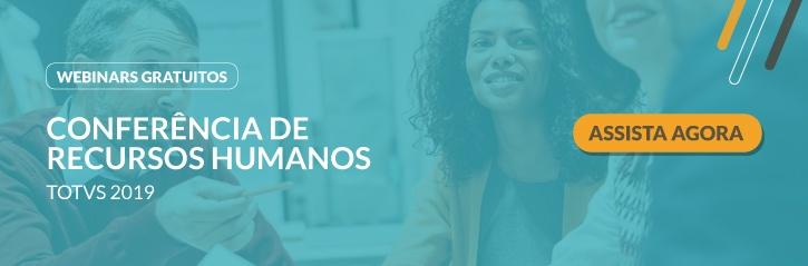 Webinars Gratuitos TOTVS - Conferência de Recursos Humanos