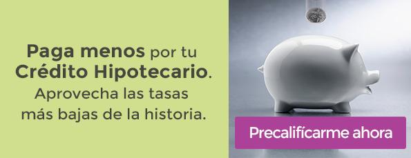 Precalificador hipotecario sustitucion