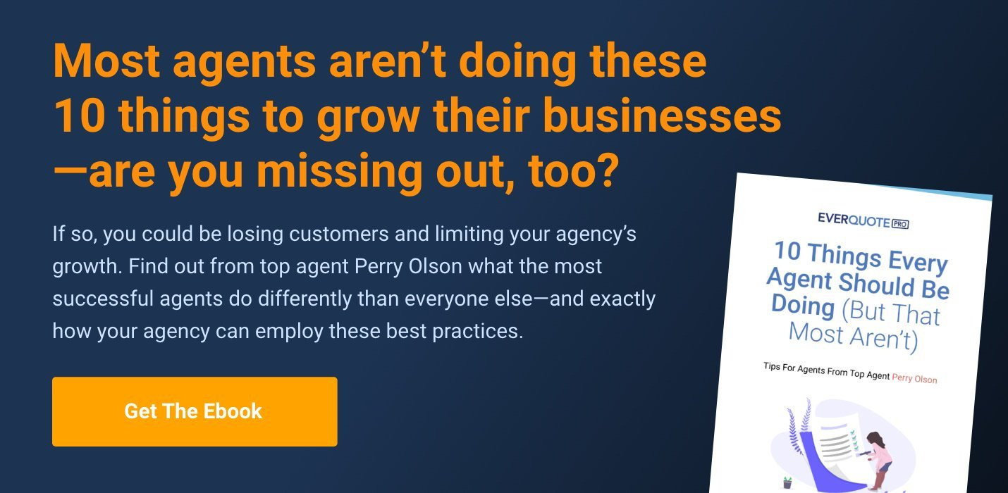 Get The Ebook: 10 Things Every Agent Should Be Doing (But That Most Aren't)