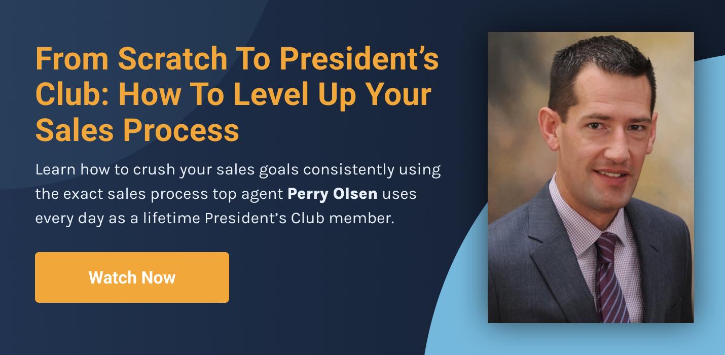 Watch Now: Perry Olson's Bulletproof Leads Sales Process [Webinar]