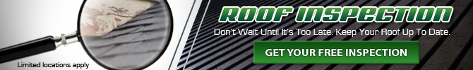 Get Your Free Roof Inspection