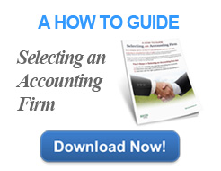 Selecting an Accounting Firm