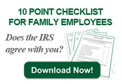 Download Family Employees Checklist