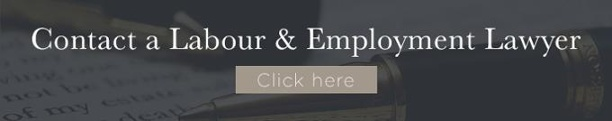 St. Catharines employment lawyer