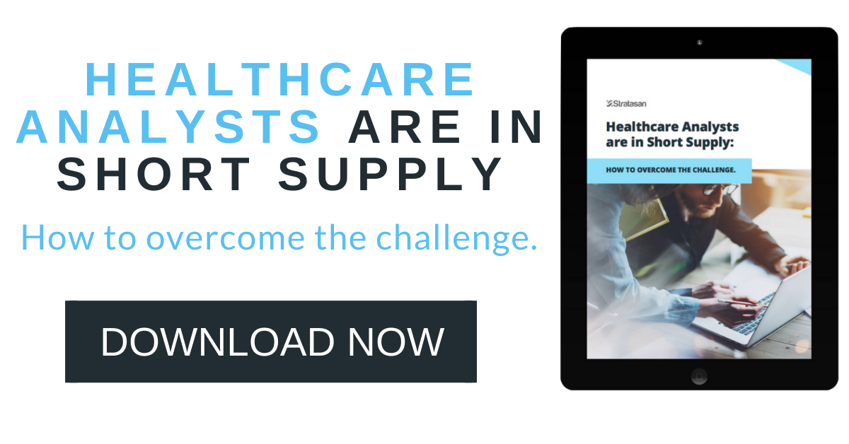 Healthcare Analysts are in Short Supply: How to Overcome the Challenge