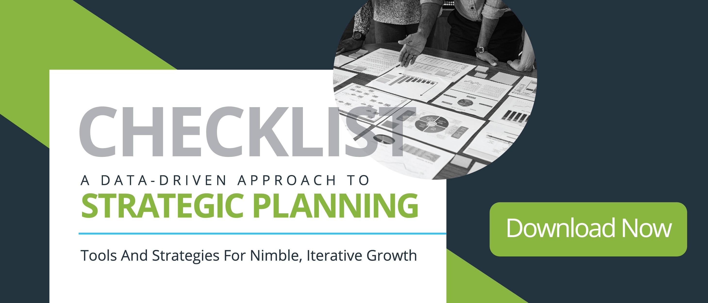 Data-Driven-Strategic Planning