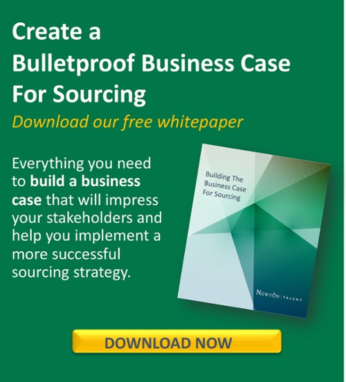 Create a Bulletproof Business Case for Sourcing; Download our Free Whitepaper