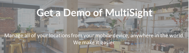Free MultiSight Demo