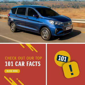 101 Car facts