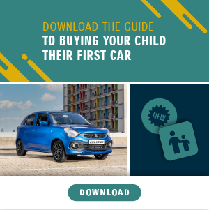 Buying your child their first car