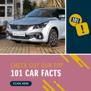 Check out our 101 Car Facts