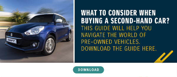 Guide to buying a second hand car