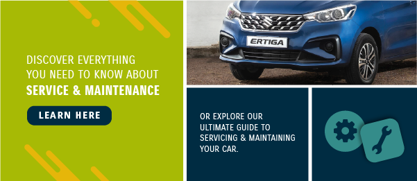 discover everything you need to know about service and maintenance