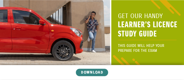 Learner's Licence Study Guide