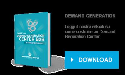 eBook Demand Generation