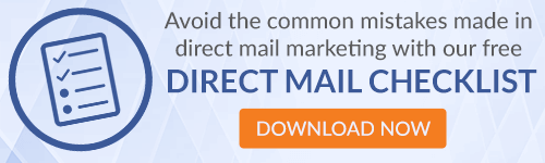 Download our free Direct Mail Checklist