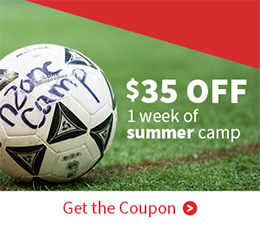 $35 off 1 week of summer camp at nZone