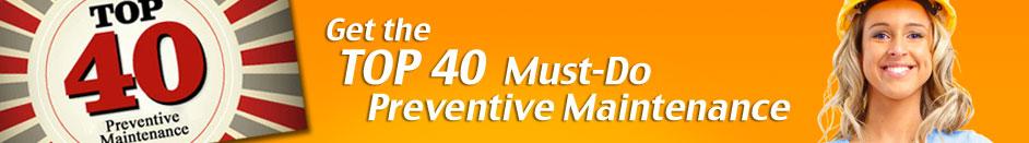 Preventive-Maintenance-Checklist
