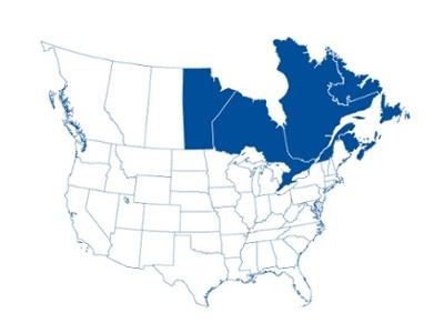 New Standard Ag Map