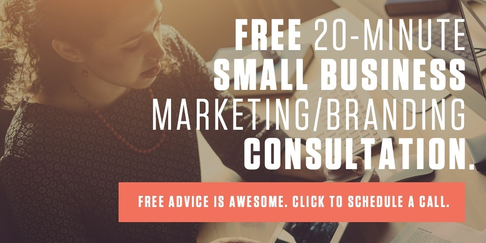 Free 20 min small business consultation