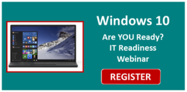 Windows 10 Webinar
