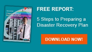 5 Steps To Prepare Disaster Recovery