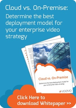 Cloud vs. On-Premise Whitepaper