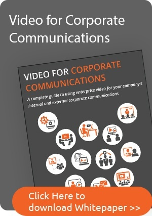 Video for Corporate Communications  sidebar cta