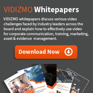 VIDIZMO Whitepapers