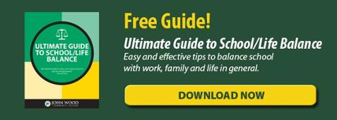 Free Guide: How to Balance School, work and life.
