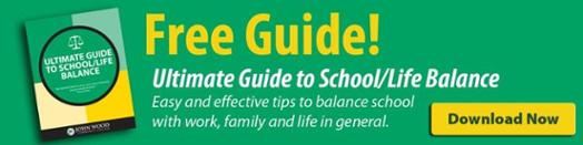 Ultimate Guide to School/Life Balance