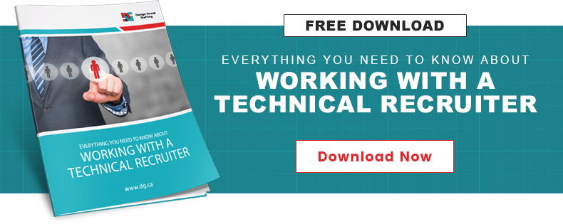 Everything You Need to Know about Working with a Technical Recruiter
