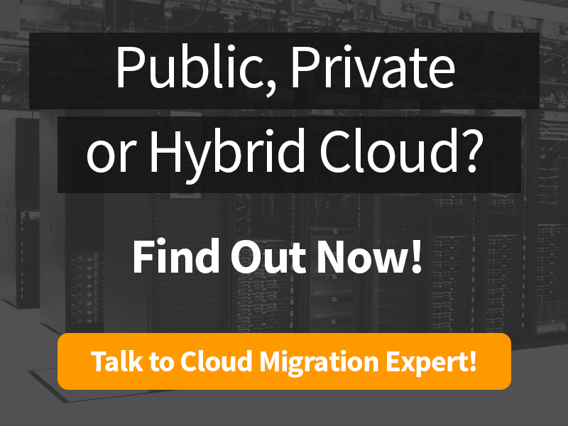 Public Private or Hybrid Cloud
