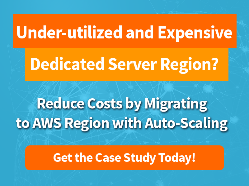 Cloud Migration Auto-Scaling Region Specific Case Study