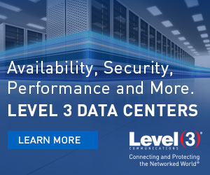 Availability, Security, Performance and More. Level 3 Data Centers