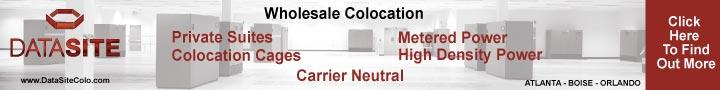 DataSite Wholesale Colocation