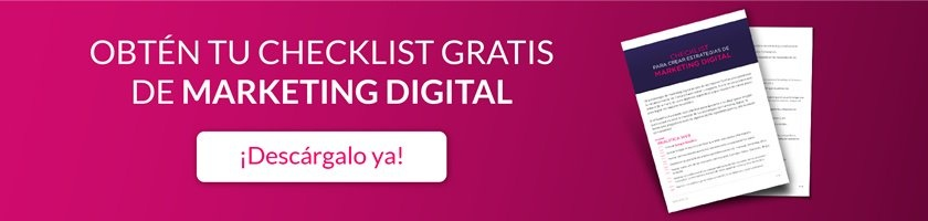 Checklist de Marketing Digital