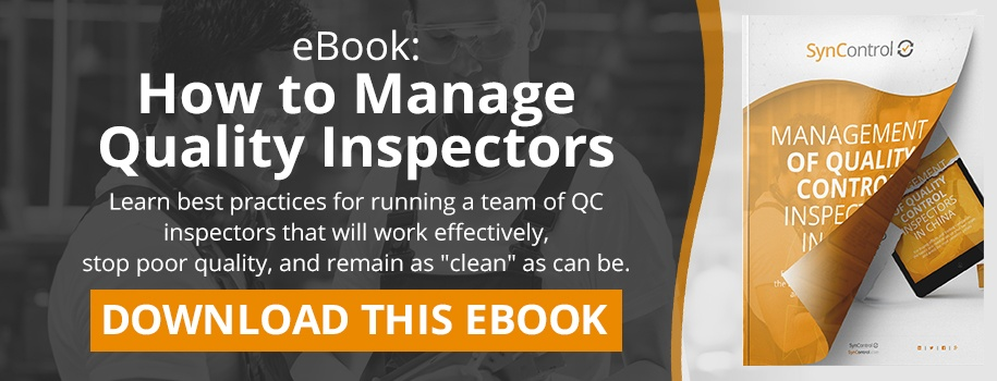 How to manage quality inspectors
