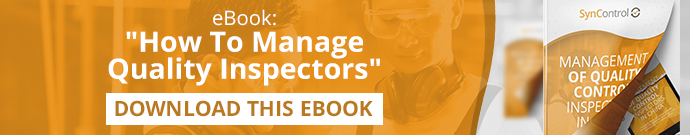 How to manage quality inspectors eBook
