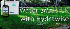 Sprinkler Hydrawise