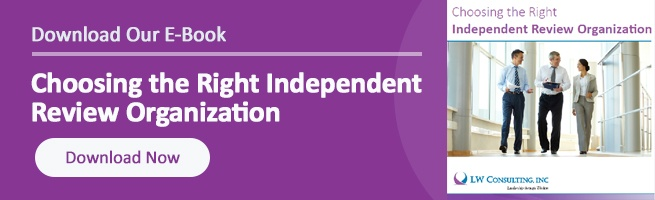 Download Our Ebook: Choosing the Right Independent Review Organization