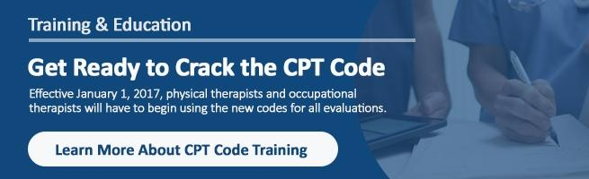Get Ready to Crack the CPT Code with training from LW Consulting.