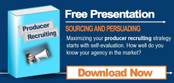 Download the Free Presentation on Producer Recruiting