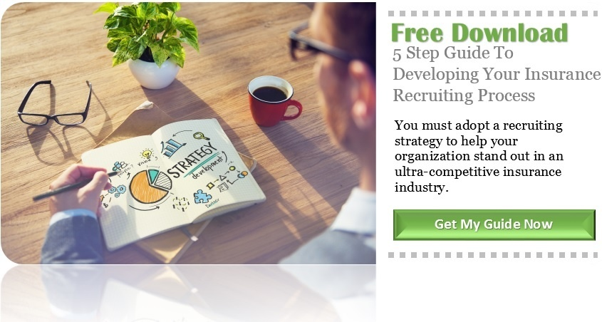 5 Step Insurance Recruiting Strategy Free Guide