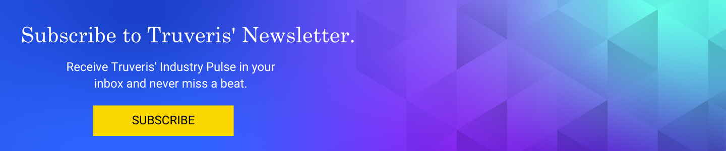 Subscribe to Truveris' Newsletter.